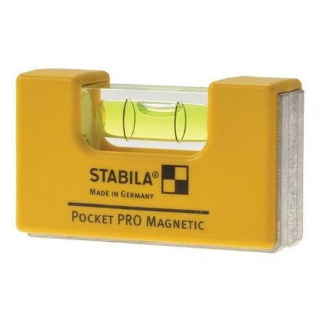 Stabila 17953 Pocket Pro Level Loose