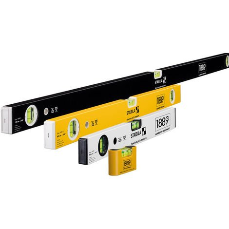 Stabila 1889 Edition Level Set 120cm