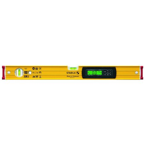 Stabila Digital level 196-2 elctronic IP 65 96-2M ELECT 61