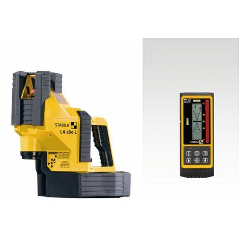 Stabila Laser multiligne LA 180 L ,18044