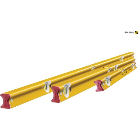 STABILA R-300 LEVEL SET: 183+122+61CM