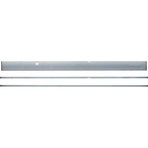 Stabila Setzlatte 3,0m Aluminium 2L mit Mittelsteg Horizontal-Libelle