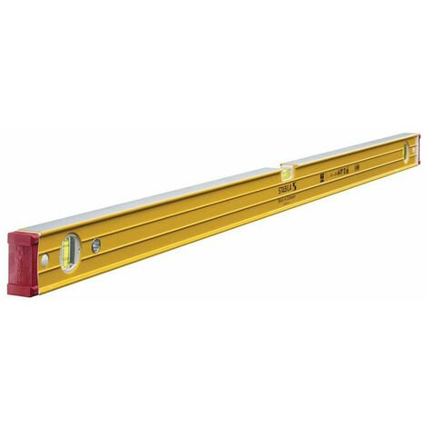 Stabila STB962120 96-2 1200mm/48inch Double Plumb Section Level
