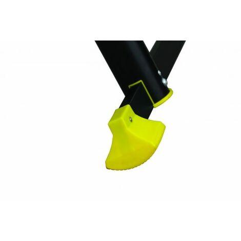 Stabilisateur + patins pour échelles
