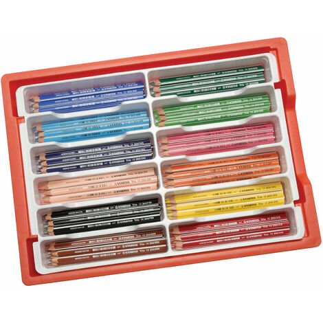 Stabilo Trio, Thick Pencils - Pack of 96