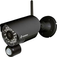 Stabo 51087 Funk-Zusatzkamera 720 x 480 Pixel 2.4GHz Y588051