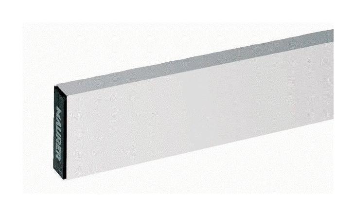 lunghezza di 2 m 1 12 mm x 8 mm x 1 mm x 2000 mm Tubo a sezione quadrata e rettangolare in alluminio