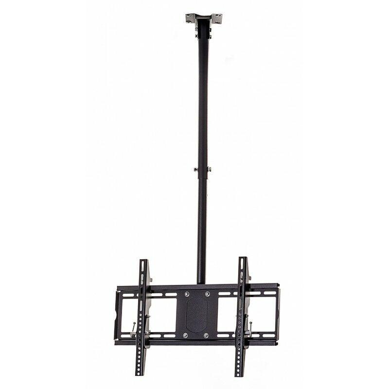 Staffa Porta Tv Plasma.Staffa Porta Tv A Soffitto Lcd Led Plasma Monitor Da 42 A 85 Smtv006