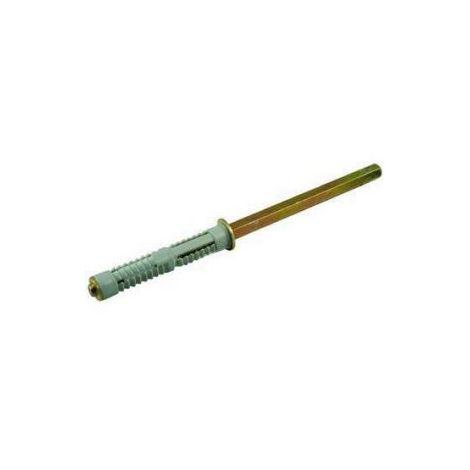Zanche Per Mensole.Staffe Per Mensole A Scomparsa Acciaio Esagonale Mm 14x150