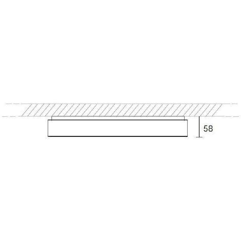 Staffe reglabili per pannelli plx 60x60 ax2