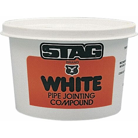 Stag Stag White Jointing Compound 400gm Tin