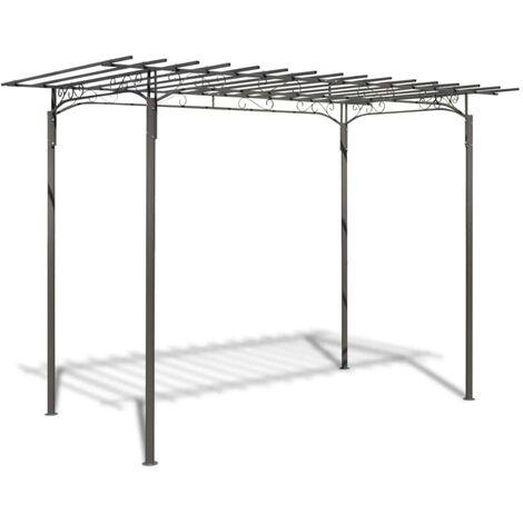 Stahl Pavillon Gartenlaube Gartenhaus Laube Gartenhaus -