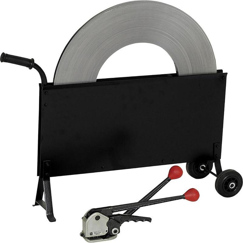 Stahlbandumreifungsset 13 19 mm hülsenlos - Format