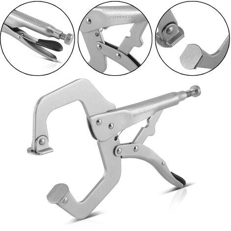 STAHLWERK 2er Set Druckluftnägel mit Spiralschaft 2,7 x 78 mm 225 Stk für Nagelpistole Coilnagler Druckluft Nagler