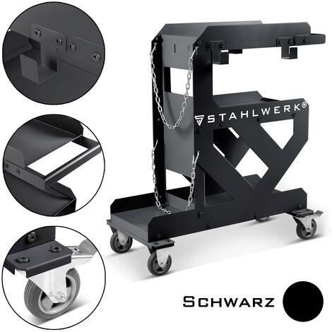 """main image of """"STAHLWERK carro de soldadura para máquinas de soldadura espesor del material 1,5 mm, cortadora de plasma y accesorios"""""""