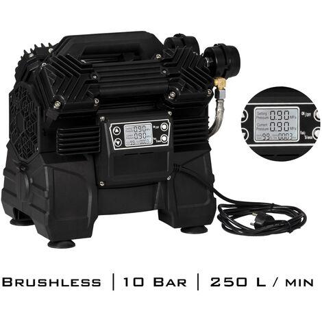 STAHLWERK Compresseur d'air AC Brushless 1500W