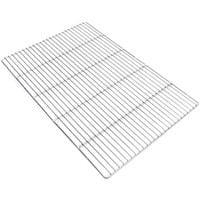 Stainless steel Barbecue grate rectangular 60 x 40 cm rust free for charcoal grill, gas grill and others