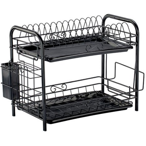 Stainless Steel Dish Rack Kitchen Drip Tray With Immersion Tray Sink Rack Sasicare