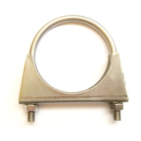 Stainless Steel Exhaust pipe clamps T304
