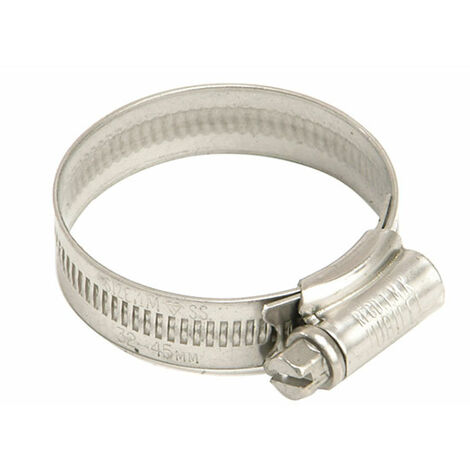 Stainless Steel Hose Clips, Metric