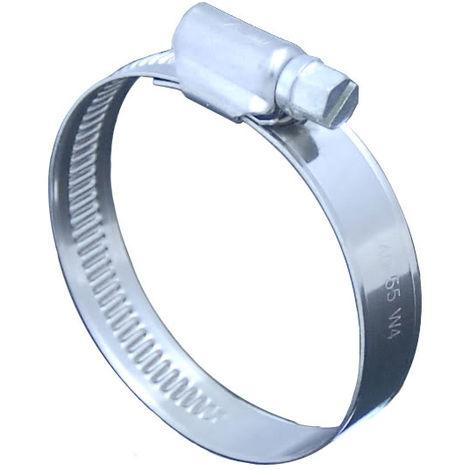 Stainless Steel jubilee type clip - 16 - 25 mm