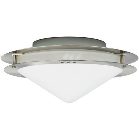 Stainless steel outdoor ceiling light Reneas