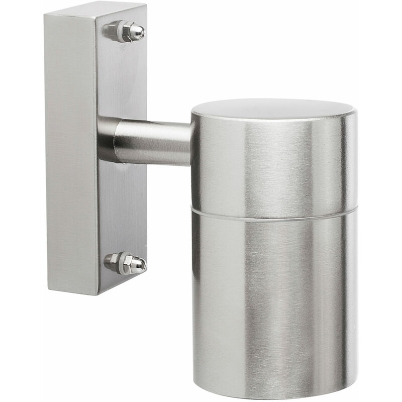 Image of Byron 2605.009L Stainless Steel Outdoor Wall Light
