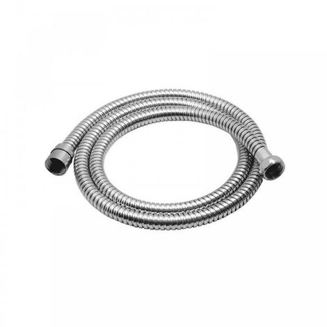 Stainless Steel Reinforced Flexible Shower Hose - 1.2m