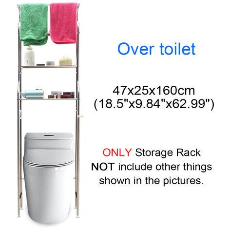 "main image of ""Stainless Steel Storage Rack"""