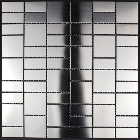stainless steel tiles kitchen and bathroom mi-arg