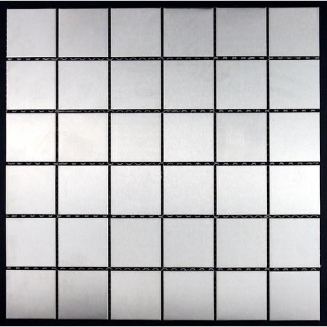 stainless steel tiles kitchen backsplash mi-reg48
