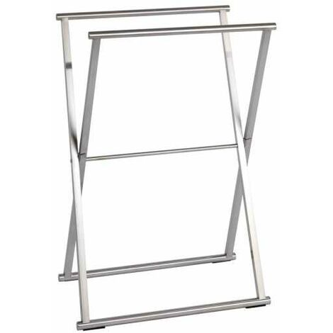 Stainless steel towel stand Lava WENKO