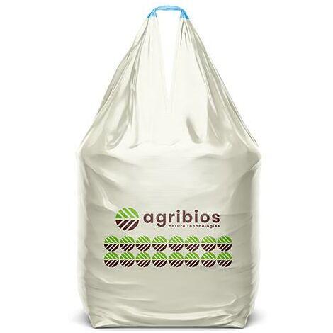 Stallatico in pellet (Fumier Humus Super) (500 kg), concime per piante e fiori