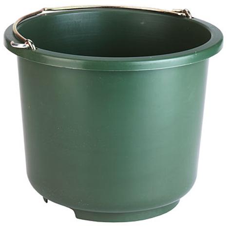 Stalleimer Baueimer 12 Liter Futtereimer Futtertrog Wassereimer Landwirtschafts