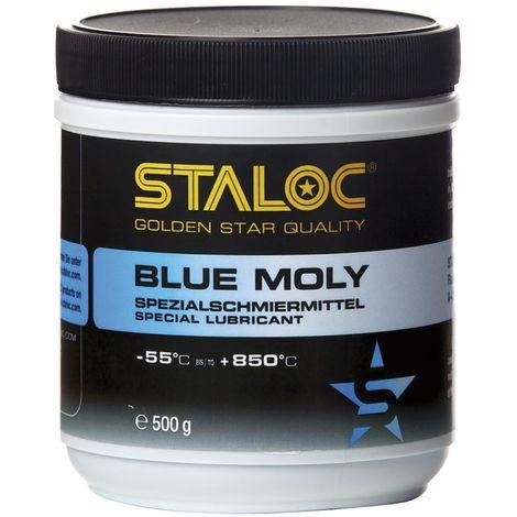 STALOC Spezial-Schmierstoff Blue Moly   für Edelstahl-Montagen   500 g