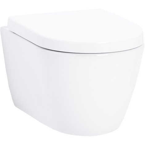 Stamford Wall Hung Toilet with Soft Close Seat