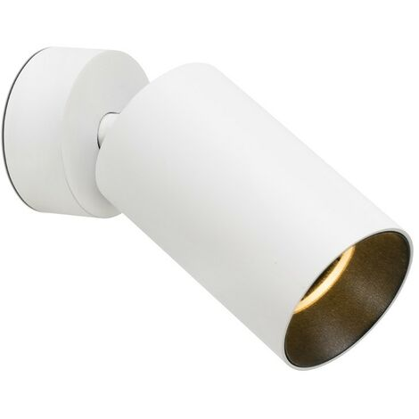STAN Lámpara proyector 43722 - BLANCO MATE