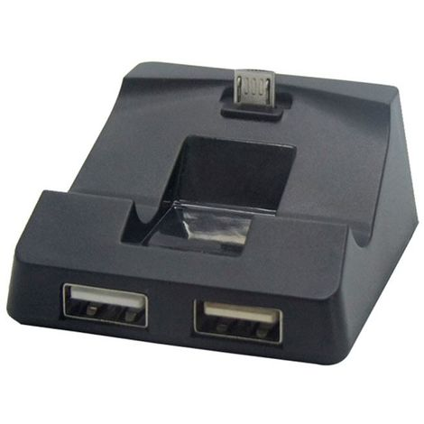 Stand de carga usb compatible con playstation 4 yhd-p13