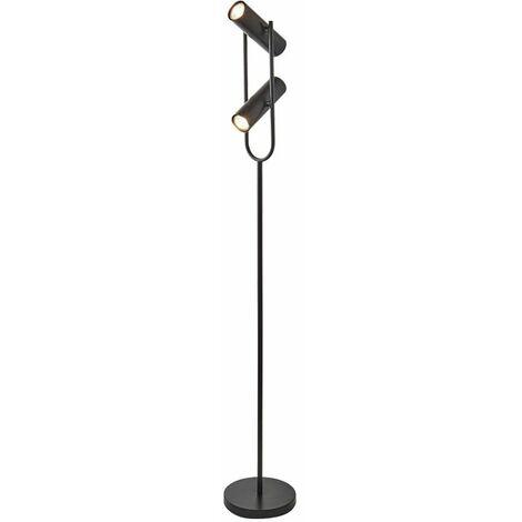 Stand de lujo Lámpara de techo Foco de techo Habitación Foco ajustable Searchlight EU2792BK