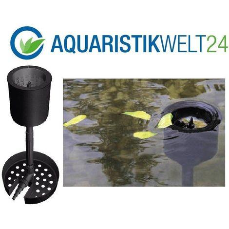 CSP 250A schwimmender Skimmer für Teiche bis zu 25m²
