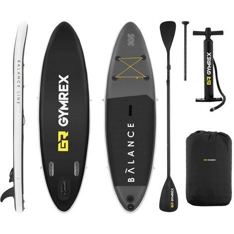 Stand Up Paddle Board aufblasbar Paddel Board SUP aufblasbar 135 kg 305x 9x15cm