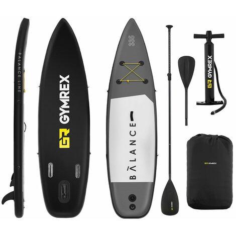 Stand up paddle gonflable board planche de surf 145 kg 335 x 71 x 15 cm