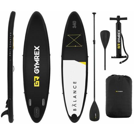 Stand up paddle gonflable board planche de surf 145 kg 335 x 79 x 15 cm
