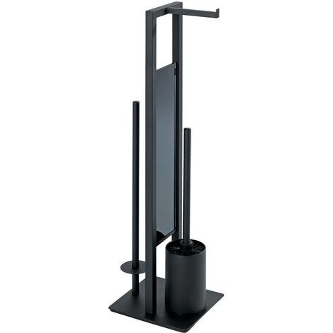 Stand WC-Garnitur Rivalta Toilettenpapier Ersatz Toiletten Bürsten Rollen Halter