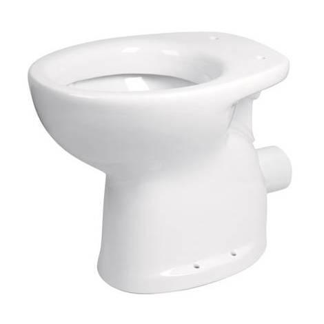 Stand-WC serie EASY senkrechter Abgang | weiß
