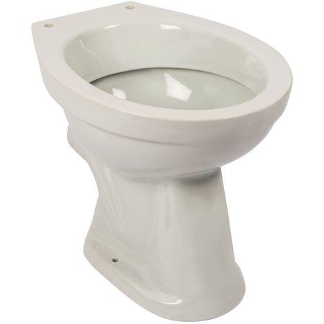 Stand-WC , Tiefspüler , Abgang waagerecht , Ägäis