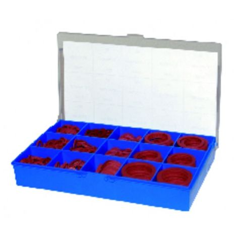 Standard fibre gasket box 720 fibre gaskets