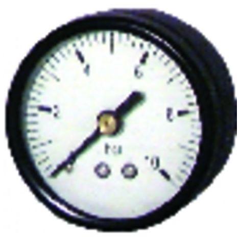 "Standard manometer 0 - 10bars ø 50 m1/4 """