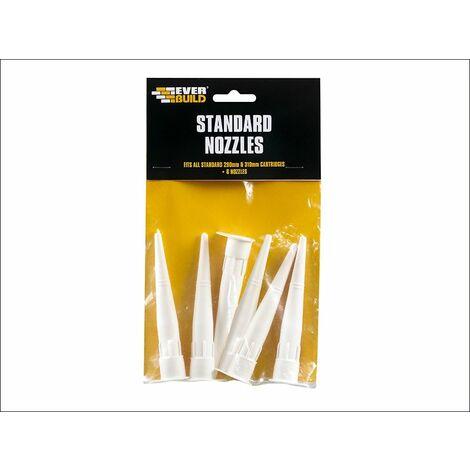 "main image of ""Standard Nozzle Pack of 6 EVBNOZSTD"""