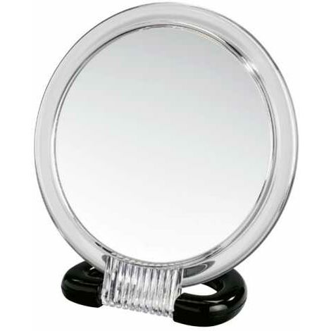 Standing and hand-held cosmetic mirror WENKO